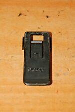 Sony Walkman Cassette Player Belt Clip Only Replacement Fm/Am Radio Part Black