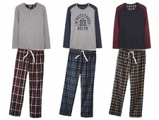 Men's Pyjamas Nightwear  Boottoms COTTON  FLANNEL Checkered S M L XL XXL XXXL