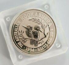 One Dollar 1994 PP Australien Kookaburra 1 oz.in Box.