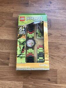Rare Genuine Lego Ninjago Lasha Build Watch - NEW