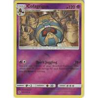 Pokemon TCG: Cofagrigus - 100/214 - Rare Reverse Holo Card - SM8 Lost Thunder