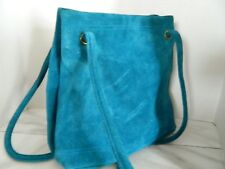 Lulu Guinness Blue Handbag