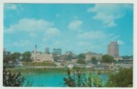 Unused Postcard Skyline Knoxville Tennessee TN Business Center