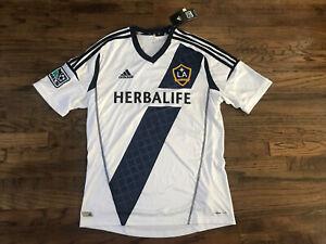 2012-2013 Adidas LA Galaxy Beckham Jersey