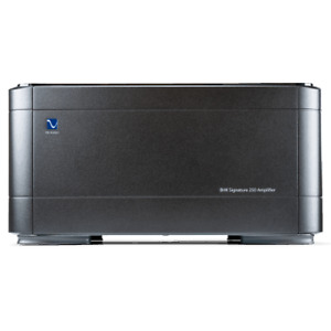 PS Audio BHK Signature 250 stereo power amplifier (Black). Worldwide shipping.
