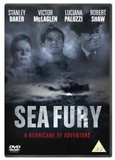 Sea Fury NEW PAL Classic DVD Cy Endfield Stanley Baker Victor McLaglen R. Shaw