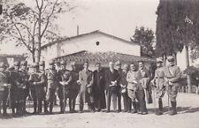 FIRENZE - Militari - Foto Cartolina Zaccaria