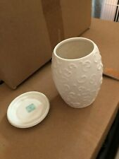 PartyLite Studio Glass Candle Holder / Vase P8075 New In Box