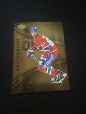 2016-17 UPPERDECK UD TIM HORTONS PURE GOLD MAX PACIORETTY MONTREAL CANADIENS