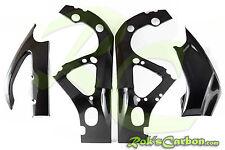 Carbon protection set ( frame + swingarm covers ) Suzuki GSX-R 600/750 2011-