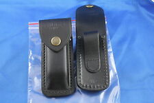 Buck Knives Leather Pocket Knife Pouch Suits 100mm knife BS110