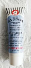 First Aid Beauty Pure Skin Face Cleanser with antioxidant booster - 28.3g - new