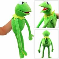 BIG Eden Full Body Kermit the Frog Plush Doll Hand Puppet Toy Gift for Kids