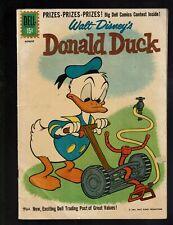 DELL WALT DISNEY'S DONALD DUCK 78 VGF 5.0 SCROOGE HUEY DEWEY LOUIE CARL BARKS
