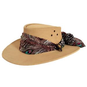 Jacaru 1020A Jillaroo Hat