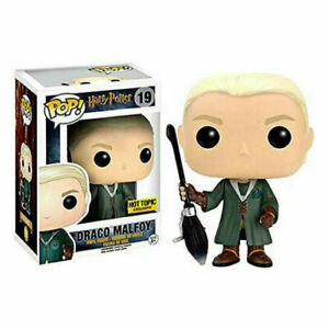 Funko Pop!Movies-Harry Potter Action Figure 19# Draco Malfoy Collection Models