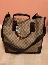 f06a3880f7 #AUTHENTIC Monogram Gucci Women's Large Shoulder Bag In PreOwned Condition