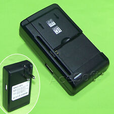 100% New Universal USB/AC Battery Charger for Alcatel One Touch 995 Ultra OT-995