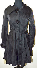 Tiany Bupin Ladies Button Up Coat Size XL