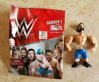 Mighty Minis WWE Wrestlers Rusev from Mystery Pack New Loose E