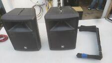 Pair EV SX80 Speaker used