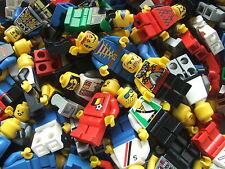 Lego Mini Fig FIGURE aléatoire personne une seule ville espace cafe corner agriculteur système