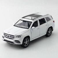 GLS 580 SUV Off-road 1:32 Die Cast Modellauto Auto Spielzeug Model Sammlung Weiß