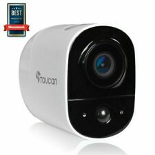 Brand New 2 Pack Toucan 1080p Wireless Outdoor Camera Twc200Wu Alexa 2 Cameras!