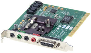 CREATIVE S3300 4001045701 PCI SOUND CARD