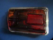 Rear Tailgate Light Alfa Gt Gta Bertone Iso Grifo Glass Lamp Glass El 12 721 Li