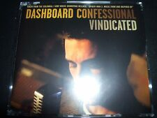 Dashboard Confessional Vindicated (Shock) Australian CD Single – Like New / MInt