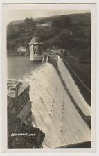 Wales postcard - Penygarreg Dam - RP (A414)