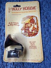 Holly Hobbie Phonograh Old Fashioned Miniture