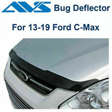 AVS Fits 2013-2019 Ford C-Max Aeroskin Smoke Hood Protector Bug Shield 320032