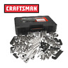 Craftsman 230-Piece Silver Finish Standard and Metric Mechanic's Tool Set - NEW
