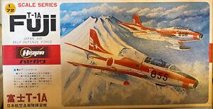 1|72 Model Plane A14 FUJI T-1A JAPAN AIR SELF-DEFENCE FORCE Hasegawa D11-2290