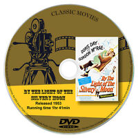 By the Light of the Silvery Moon 1953 Classic DVD Film BUY 2 GET 1 FREE Musical