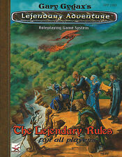Gary Gygax's Lejendary Adventure RPG  Rules for all Players *FS
