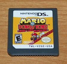 Mario vs. Donkey Kong Mini-Land Mayhem! (Nintendo DS, 2010)
