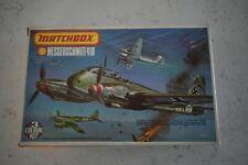 Matchbox 1/72 Messerschmit Me 410.A2/U4 Kit No PK-113