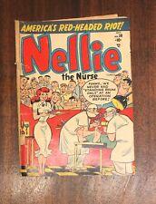 Nellie The Nurse #30 (1951) ~ Golden Age Marvel/Timely ~ Stan Lee, Howard Post