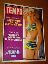 TEMPO 1970/36=JANET AGREN=DAVID ALFARO SIQUEIROS=CITROEN DS GS=STAVROS NIARCHOS=
