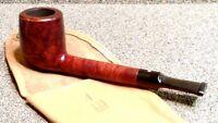 DUNHILL - Bruyere #21111, Petite Saddle Bit Lovat - Smoking Estate Pipe / Pfeife