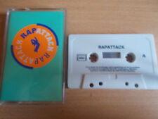 Cassette PROMO Audio K7/ Tape RAP ATTACK   a tribe called quest snap ...