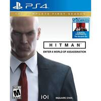 Square Enix Hitman: The Complete First Season (PlayStation 4)