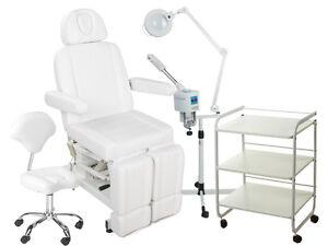 Fußpflegekabine Kosmetikliege Fußpflegestuhl Bedampfer Elektrisch Salon 923706