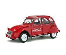 Solido Citroen 2 CV 6 Coca Cola rot Ente 1978 1:18 421184060 S185008