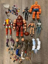Marvel Legends Wolverine Juggernaut She-Hulk Build a figure parts lot