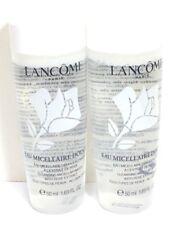 set of 2 Lancome Eau Fraiche Douceur Micellar Cleansing Water 1.7 oz 50ml =100ml