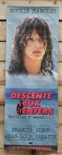 SOPHIE MARCEAU - DESCENTE AUX ENFERS - 160X60 - AFFICHE CINEMA PANTALON
